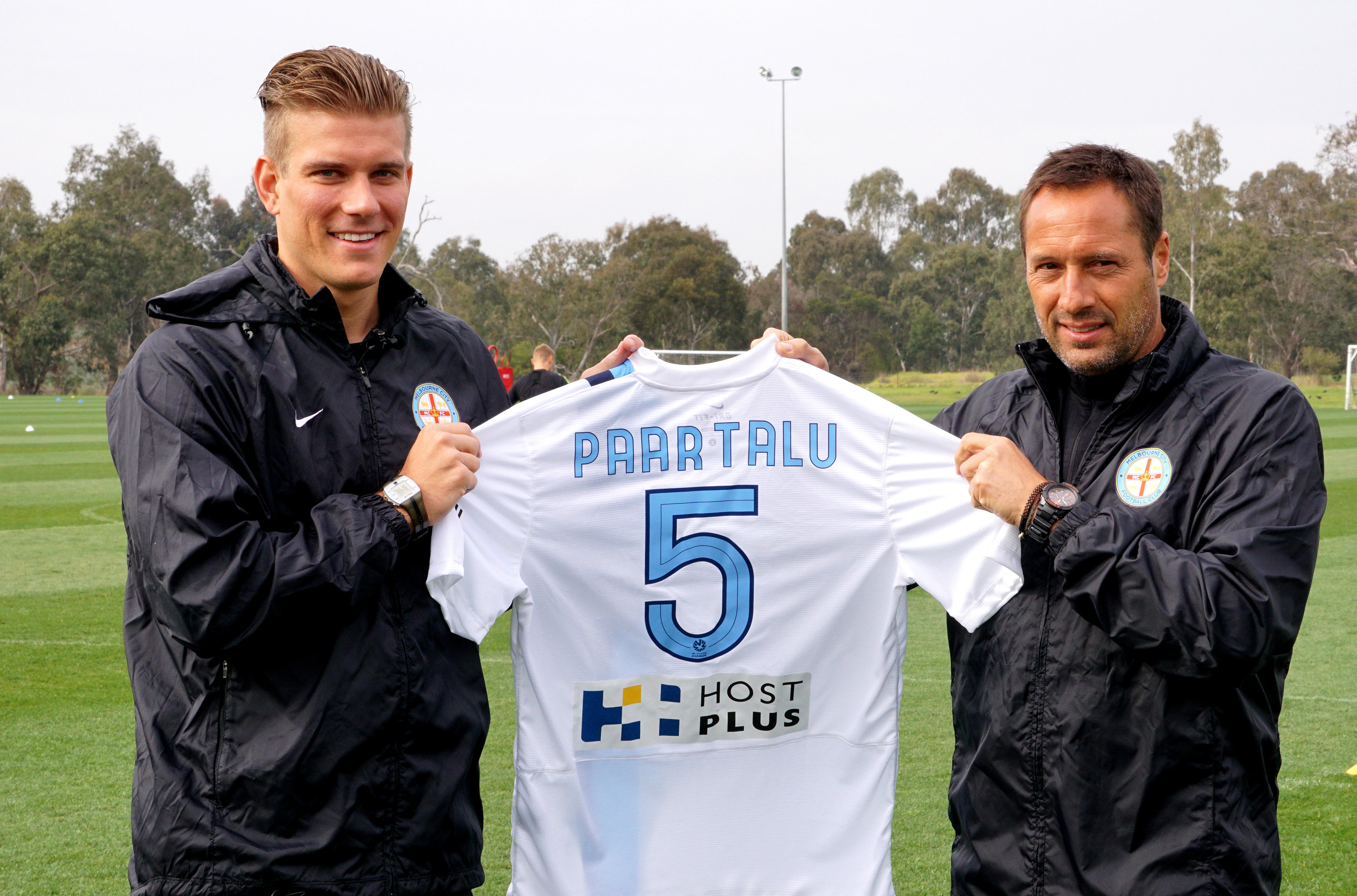 Erik Paartalu + John van't Schip