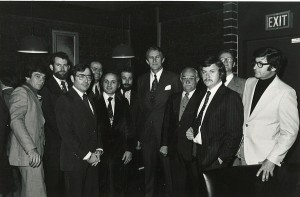 JW and PM Fraser with Canberra City Board 1977 (Doszpot Collection)